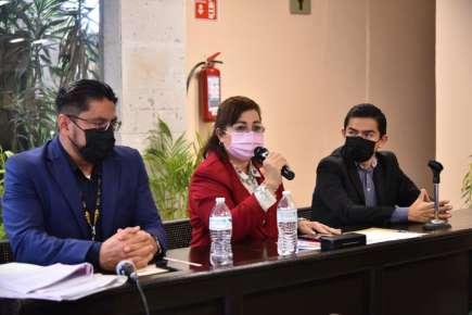 Continúan trabajos legislativos en materia de desaparición de personas