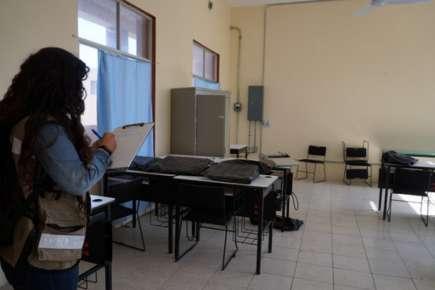 SEV atiende 24 escuelasafectadas por robos, en Veracruz y Boca del Río