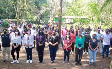Diez mil familias contaron con el respaldo de un gobierno estatal sensible, durante la pandemia de COVID-19: Adriana Esther Martínez