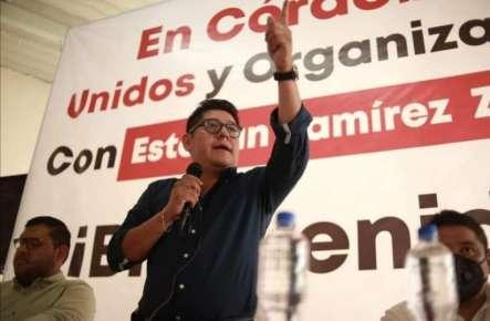 Mentiras, hipocresía y corrupción representa la alianza PAN, PRI y PRD: Ramírez Zepeta*
