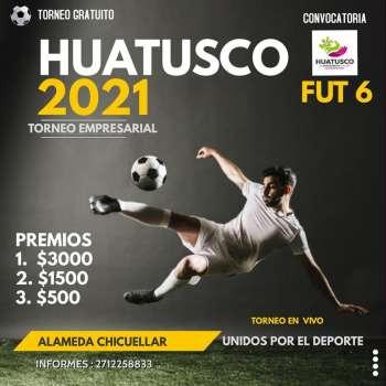 Ayuntamiento de Huatusco, impulsando al deporte.