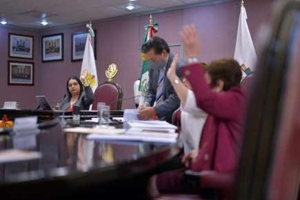 Recibe Congreso de Veracruz minutas del Senado de la República