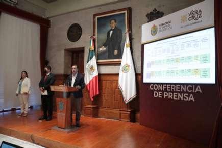 """Gobierno del Estado presenta estrategia """"Retorno seguro a clases presenciales en Veracruz"""""""