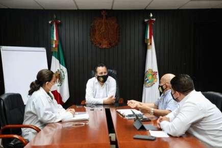 Atento aviso al magisterio veracruzano del Gobernador Cuitláhuac García Jiménez