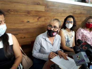 Presiona Elizabeth Morales para que candidatura  de RSP a la alcaldía de Xalapa sea para una mujer