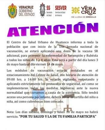 ATENCION CIUDADANIA DE HUATUSCO
