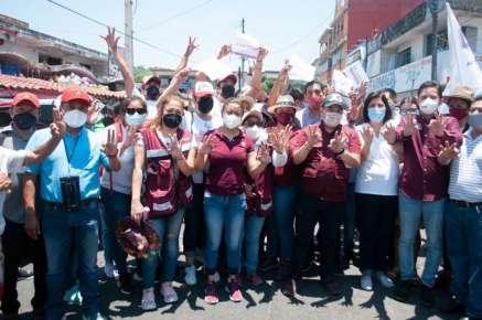 Vamos a trabajar por las familias de Los Tuxtlas: Juan Javier Gómez Cazarín