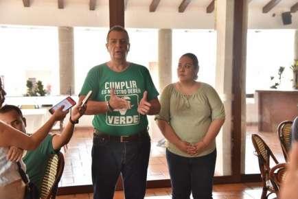 *PVEM reconoce a las mujeres designando a Vania González como candidata a síndica de Córdoba: Ángel Villegas*