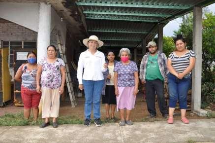 Justicia social es una prioridad en la transformación, Lulú Juárez