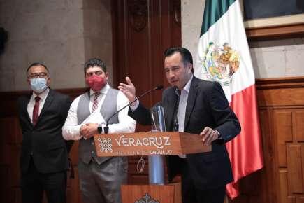 Avanza estrategia de retorno a clases presenciales; iniciarían el 24 de mayo: Cuitláhuac García Jiménez