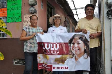 Maestros veracruzanos son orgullo: Lulú Juárez