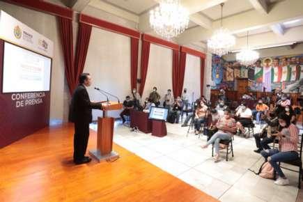 Prevé Gobierno Estatal agilizar Plan de Vacunación anti-COVID a partir del miércoles: Cuitláhuac García