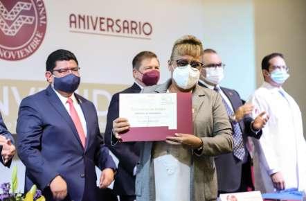 """A 60 AÑOS DE SU FUNDACIÓN, EL CMN """"20 DE NOVIEMBRE"""" ES REFERENTE INTERNACIONAL EN MEDICINA: RAMÍREZ PINEDA"""
