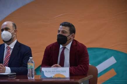 Justicia alternativa en Veracruz, referente de un estado moderno: Gómez Cazarín
