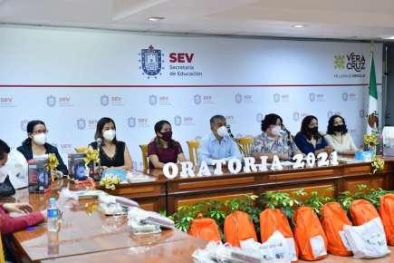 Premian a ganadores del Concurso de Oratoria 2021, único en su tipo en Latinoamérica
