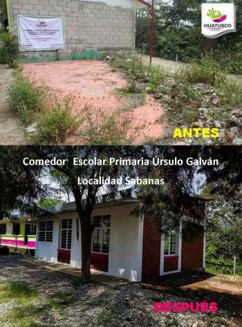 Huatusco progresa