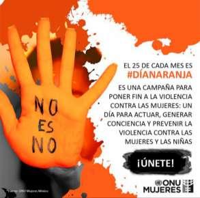 25 de julio Dia Naranja en Huatusco