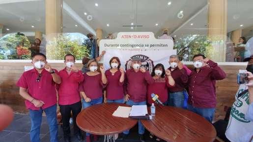 SMMV busca reformar vida sindical magisterial de Veracruz