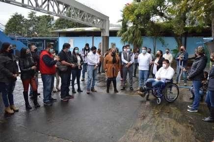 Destaca titular de la SEP trabajo del Gobierno de Veracruz en infraestructura escolar