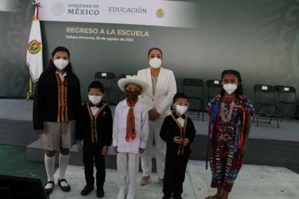 Docentes veracruzanos de educación básica, preparados para el nuevo reto escolar: Maritza Ramírez Aguilar