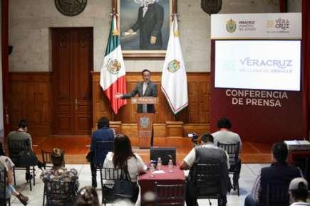 Inicia recuperación en 30 municipios afectados por Grace: gobernador Cuitláhuac García