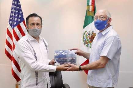 El Presidente va cumpliendo su palabra de reimpulsar el sureste del país: gobernador Cuitláhuac García