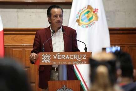 Aplicación de segundas dosis anti-COVID-19 para 30 y más años en 44 municipios: gobernador Cuitláhuac García