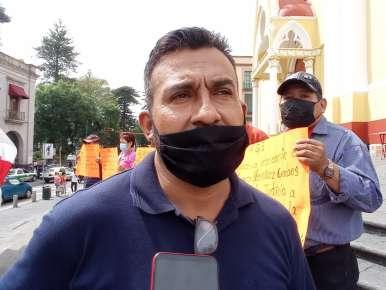 Expolicías de la desaparecida Intermunicipal Poza  Rica-Tihuatlán-Coatzintla siguen esperando justicia