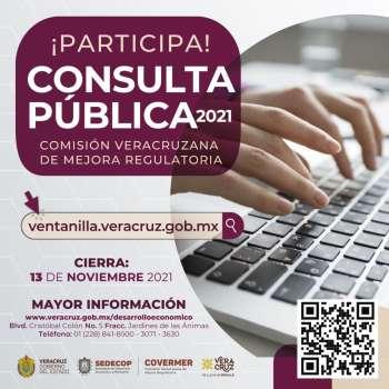 A fin de mejorar la atención ciudadana, somete Gobierno trámites y servicios a consulta pública